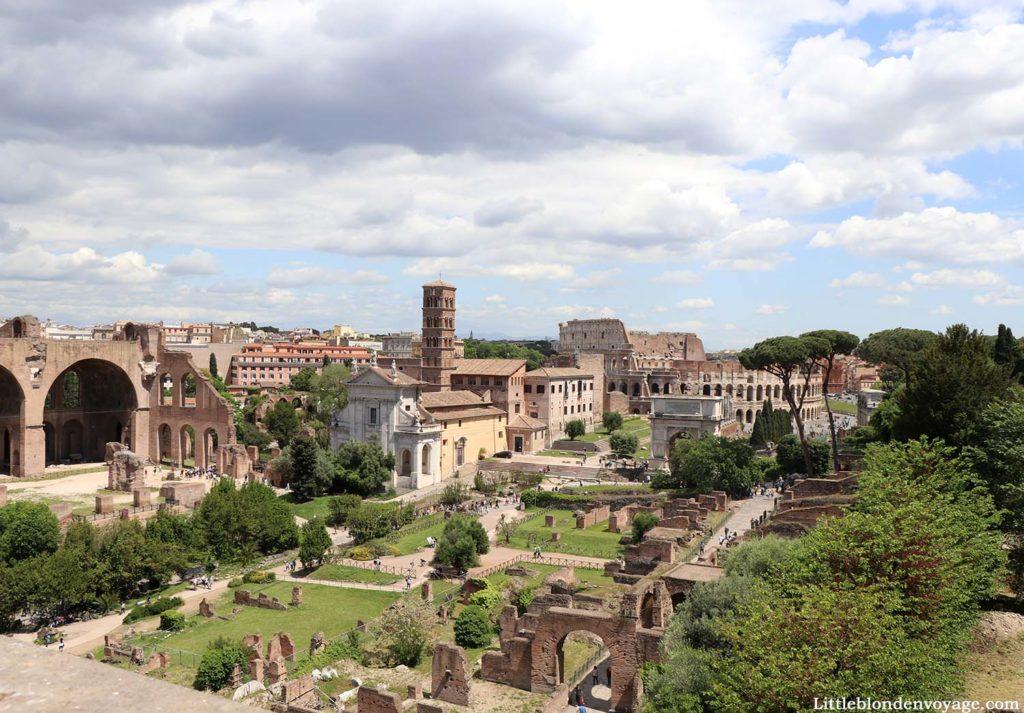 Forum Romain et Colisée