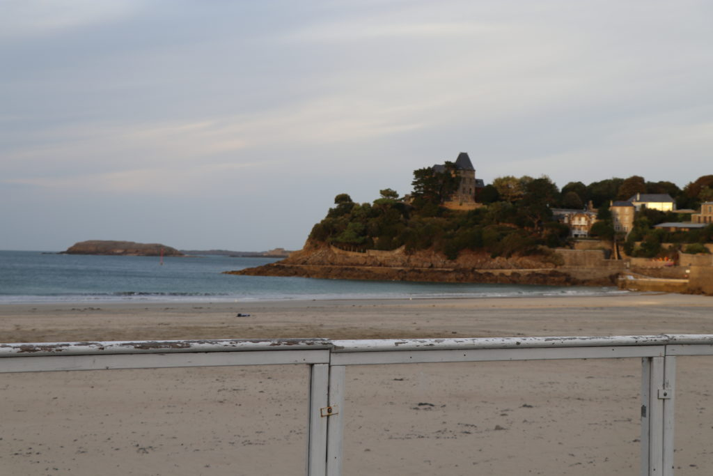 Dinard plage